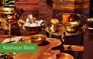 Kashaya Vasti