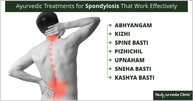 Ayurvedic spondylosis Treatment