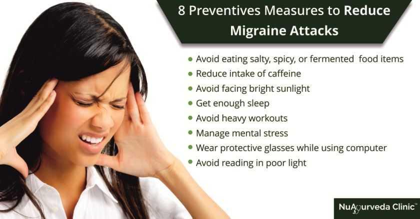 Migraine & Headache - Ayurvedic Treatments, Symptoms & Causes