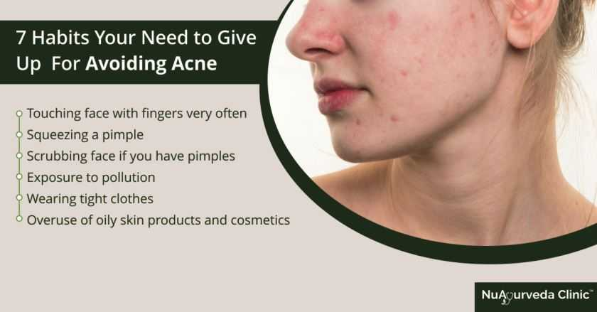 How To Get Rid Of Acne Ayurvedic Acne Treatment Acne Vulgaris