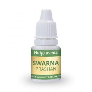 Swarna Prashan - An Ayurvedic Immunity Booster
