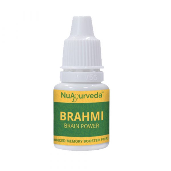 Brahmi Brain Power - Ayurvedic Memory Booster